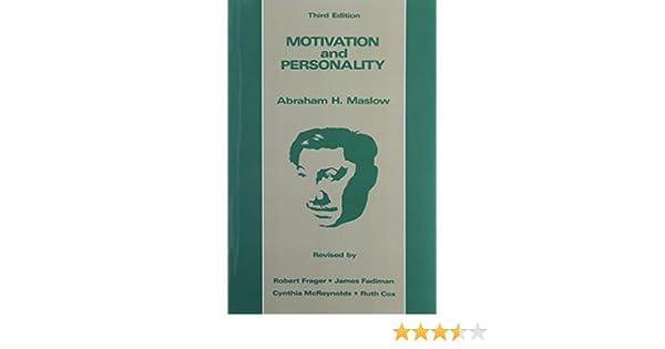 Motivation and Personality: Amazon.co.uk: Abraham H. Maslow ...