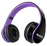 Headphones over ear for girls/kids/adult with Microphone Volume Control for iPhone,iPad,iPod,Android Smartphones,PC,Laptop,Mac,Tablet,Headphone Headset