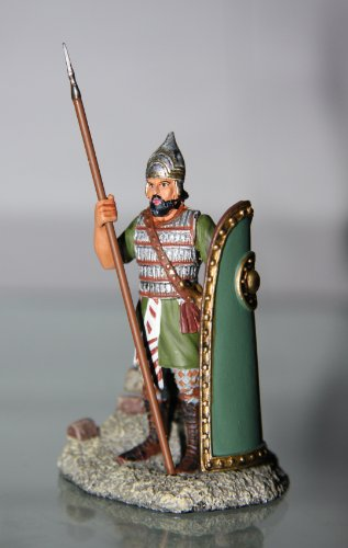 Preisvergleich Produktbild Frontline-Altaya-De Agostini - Warriors of the ancient world / KRIEGER DER ANTIKE -Assyrian Infantryman Krieger -Zinn