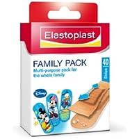 Elastoplast Pflaster, Familenpackung,40Stück preisvergleich bei billige-tabletten.eu