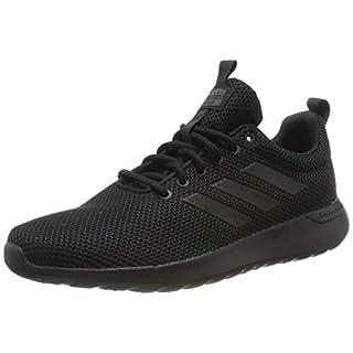 adidas Herren Lite Racer CLN F34574 Sneaker, Schwarz (Black, 44 EU