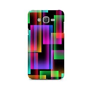 TAZindia Designer Printed Hard Back Case Cover For Samsung Galaxy J3
