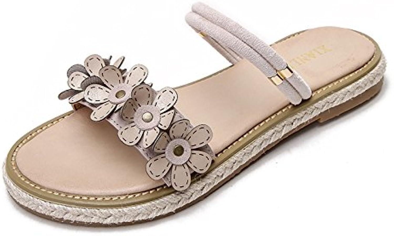 Donyyyy Dos sandalias,color albaricoque,39 - Zapatos de moda en línea Obtenga el mejor descuento de venta caliente-Descuento más grande
