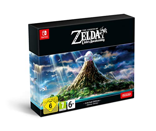 The Legend of Zelda: Link\'s Awakening Limited Edition [Nintendo Switch]