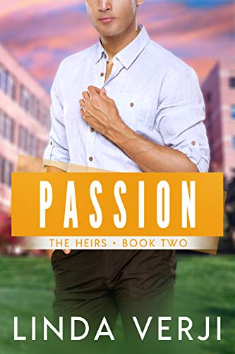 Passion (The Heirs Book 2) (English Edition)