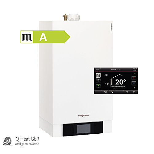 Viessmann Vitodens 300-W 1,9 - 19 kW Gasbrennwertgerät Therme Kessel Heizung