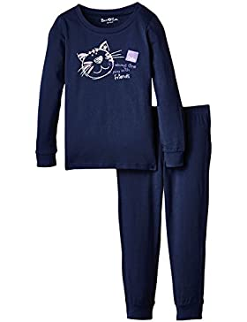 Ben & Lea 11321 - Pijama de dos piezas para niñas