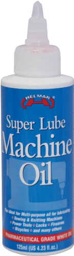 Helmar Liquid Super Lube Maschine Oil-4.23oz -