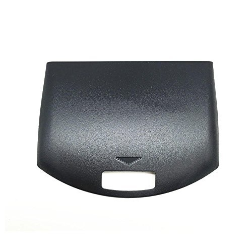 Linyuan Replacement Black Rear Back Panel Housing Battery Cover Door fur PSP 1000 Sony Housing Display