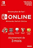 Abonnement Nintendo Switch Online - 3 Mois | Nintendo Switch - Version digitale/code | Code jeu à télécharger