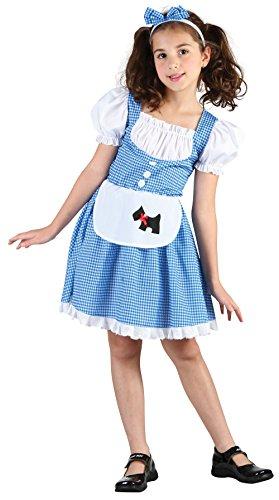 (Bristol Novelty cc937Dorothy Märchen Mädchen Kostüm, Mittel)