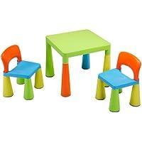 Preisvergleich für Liberty House Kinder Tisch mit 2Stühlen (Mehrfarbig)
