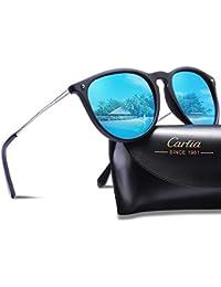 Amazon.es: gafas de sol mujer - Marrón: Ropa