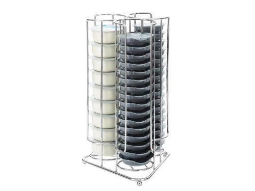 """Tassimo Kapselhalter Capstore Padhalter Tower Stack Kaffee \"""", für bis zu 27, Ideal für Tassimo Kapseln EXpresso T-Disks oder Hülsen"""