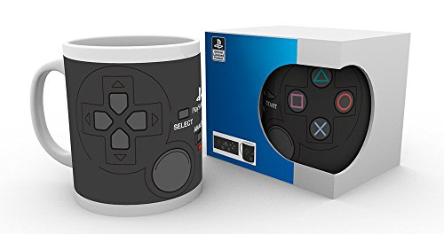GB eye LTD, Playstation, Dualshock 2, Tazza