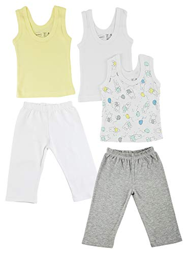 Bambini Girls Tank Tops and Track Sweatpants - Small Bambini-tank-top