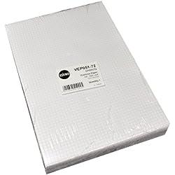 RHINO S5 - Papel para ejercicios tamaño A4 (500 folios)