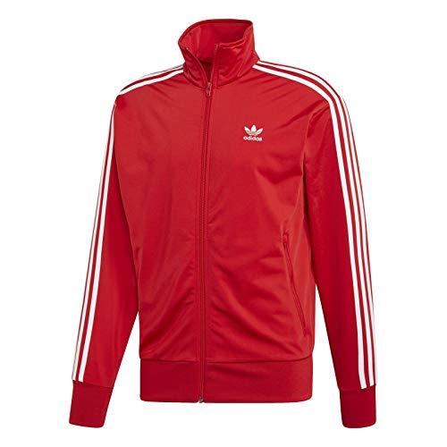 adidas Herren Firebird Trainingstop, Scarlet, L (Firebird Adidas)