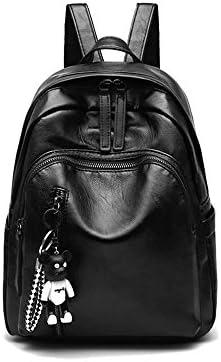 MSZYZ Zaino borsa per il tempo libero in in in borsa tutti-match soft Zaino in pelle,Nero tromba,282311cm | Outlet Store  | Molti stili  | Stili diversi  85716c