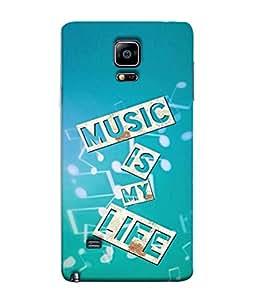 Fuson Designer Back Case Cover for Samsung Galaxy Note Edge :: Samsung Galaxy Note Edge N915Fy N915A N915T N915K/N915L/N915S N915G N915D (caligraphy designer font text words)