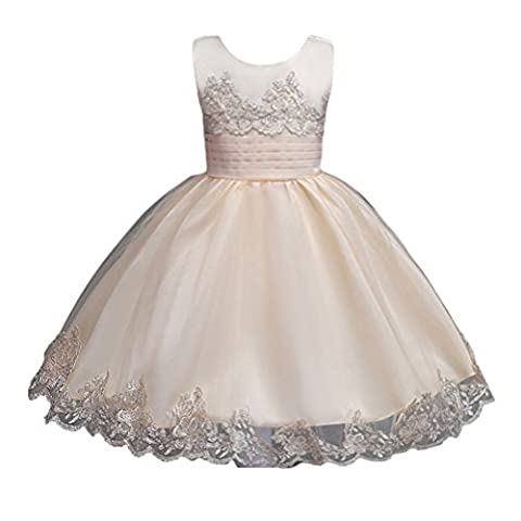 Zhuhaitf Premium Quality Girls Princess Dress Wedding Tutu