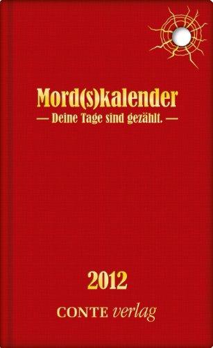 Mord(s)kalender 2012