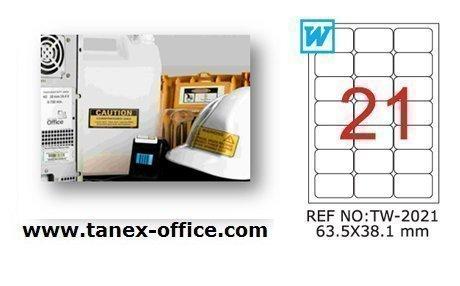 tanex-tw-2021-resistente-a-la-intemperie-etiquetas-blanco-635-x-381-mm-redondeado-25-bloque-a4