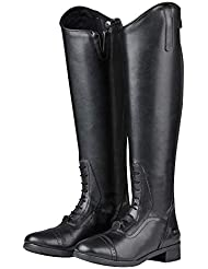 Saxon Syntovia Tall Field Boots