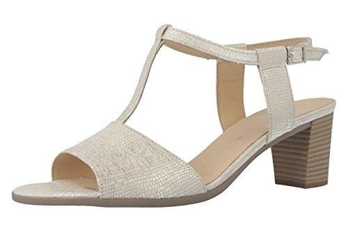Gabor - Strap alla caviglia donna (Vanille)