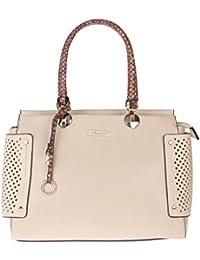 Fur Jaden Women's Handbag(Beige,H302_Beige)
