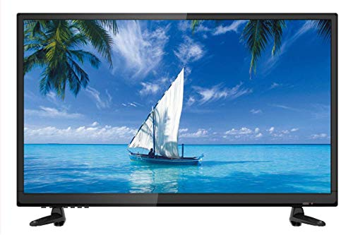 TMB 80 cm (32 inches) Full HD Smart LED TV K-3202 (Black) (2018 Model)