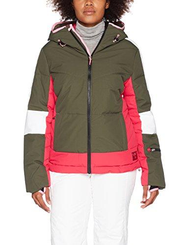 Chiemsee Damen Berta 2 Snowjacket, Climbing Ivy, S