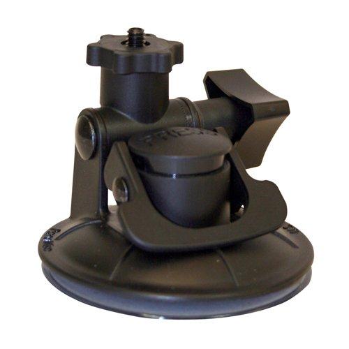 Panavise ActionGrip Kamera-Halterungsset, mit Saugnapf, Mattschwarz, Shorty, Matte Black Panavise Mount
