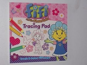 Fifi and the Flowertots Tracing Pad (book 2)