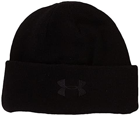 Under Armour Tactical Stealth Beanie Hat - Black, One Size