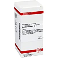 MYRISTICA SEBIFERA D 4 Tabletten 200 St Tabletten preisvergleich bei billige-tabletten.eu