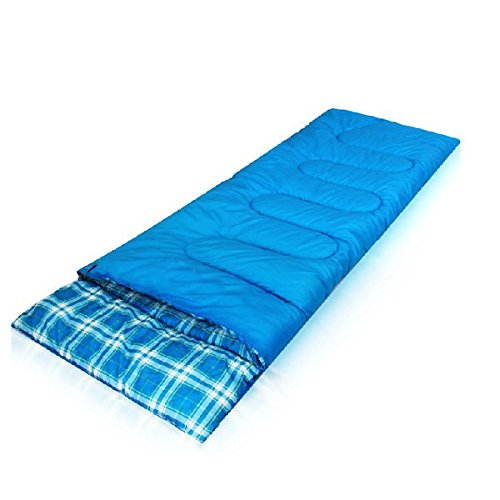 Bazaar De plein air sacs de couchage de camping voyagent sac de coton à capuche 1.4 kg