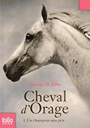Cheval d'Orage (Tome 1-Un champion sans prix)