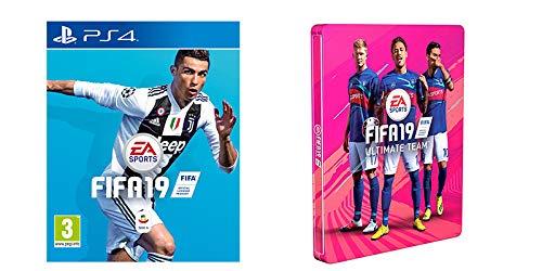 Foto FIFA 19 - Standard Steelbook Edition [Esclusiva Amazon] - PlayStation 4