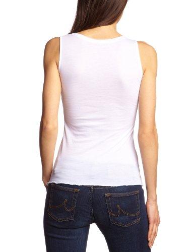 Vila Clothes - Chemise - Femme Blanc (Optical Snow)