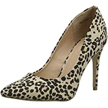 Amazon tacon camel zapatos es mujer WnYWwTpZq