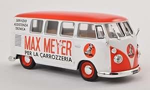 VW T1 break, Max Meyer, 1959, voiture miniature, Miniature déjà montée, SpecialC.-69 1:43