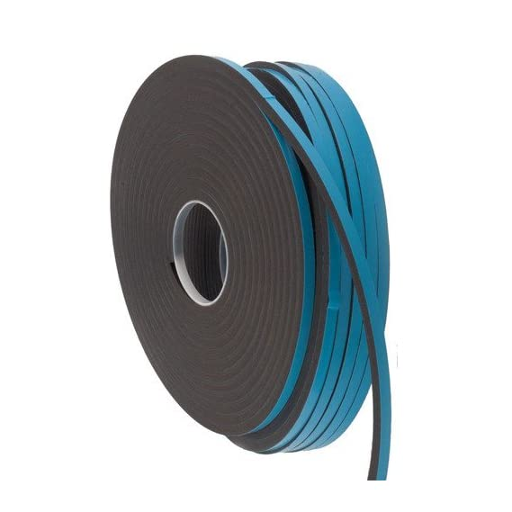 Bapna Thermal Bond Structural Glazing Double Sided Spacer Tape 12 mm X 6 mm X 10 Mtr