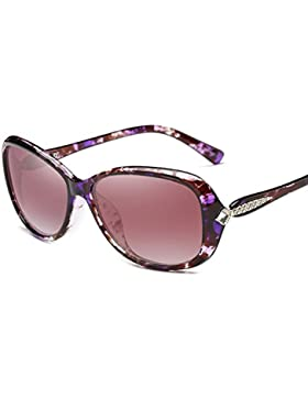 Gafas de sol de mujer caja pequeña/Polarizado gafas de sol de conducción de conducción/Gafas de sol con estilo