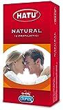 Durex Hatu Natural, 12 Preservativi