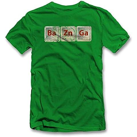 Bazinga Vintage T-Shirt S-XXL 12 Colori /
