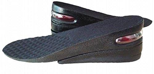 FreshGadgetz chaussures à Coussin d'air Ascenseur Semelle Intérieure Pour les Hommes à 6 cm de Plus(WL-032)