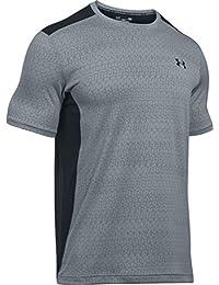 Under Armour Ua Raid Jacquard Ss T T - Shirt Homme