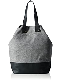 PIECES Damen Pcpi Net Shopper, 41x45x16 cm