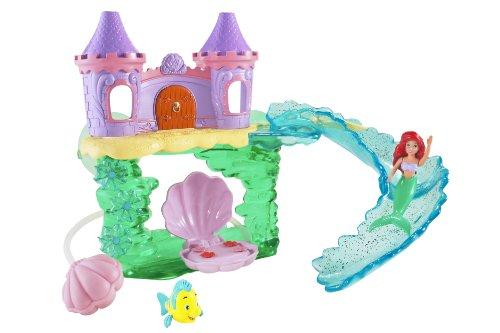 1 - Bade Schloss inkl. Arielle und Fabius (Dark Princess Disney)